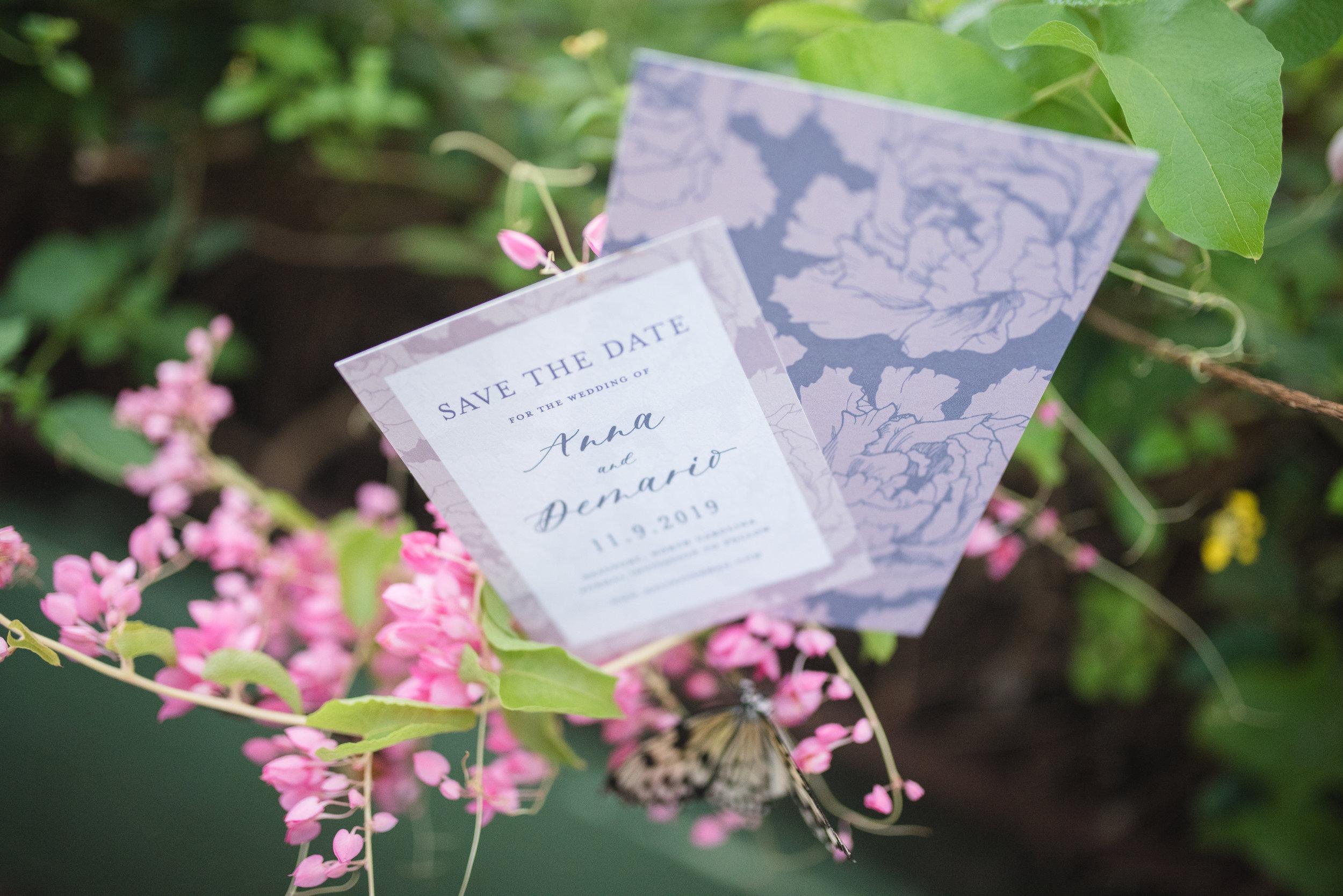 Anna Hand Drawn Wedding Invitation Pink Peonies Feathered Heart PrintsButterfly Garden (146 of 187).jpg
