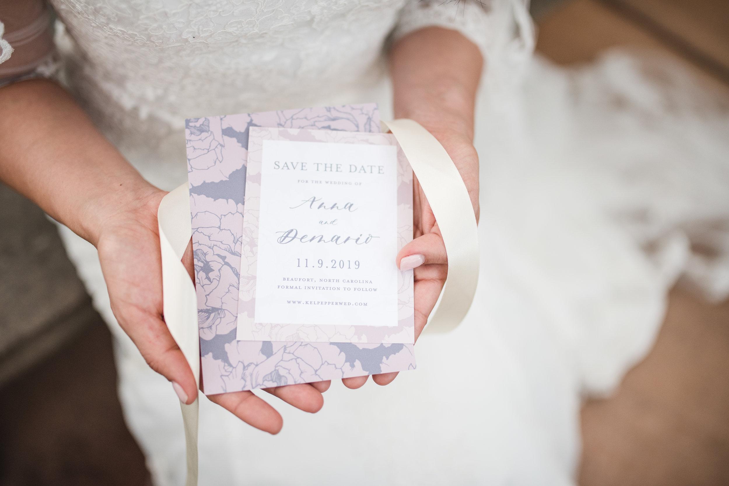 Anna Hand Drawn Wedding Invitation Pink Peonies Feathered Heart PrintsButterfly Garden (148 of 187).jpg