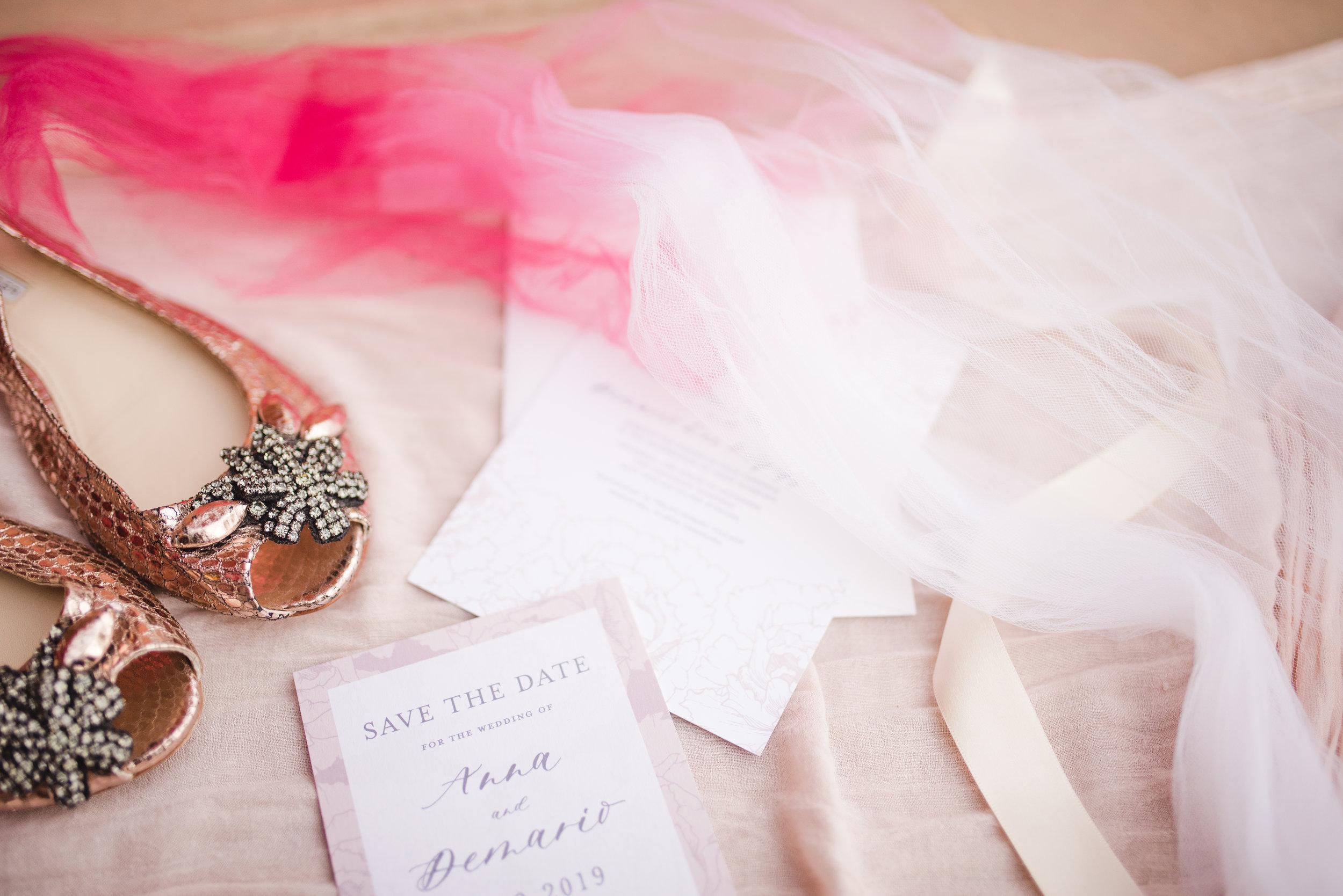 Anna Hand Drawn Wedding Invitation Pink Peonies Feathered Heart PrintsButterfly Garden (160 of 187).jpg
