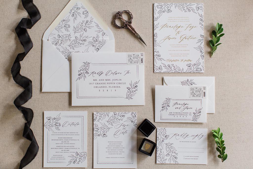 Penelope - Hand Drawn Floral Wedding Invitations -FHP-38.jpg