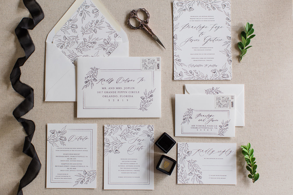 Penelope - Hand Drawn Floral Wedding Invitations -FHP-48.jpg