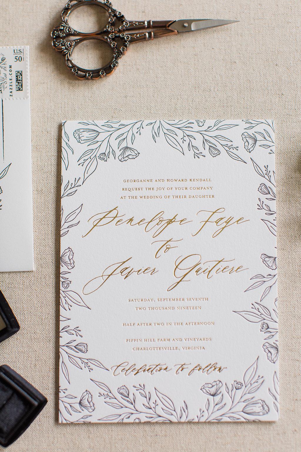 Penelope - Hand Drawn Floral Wedding Invitations -FHP-53.jpg