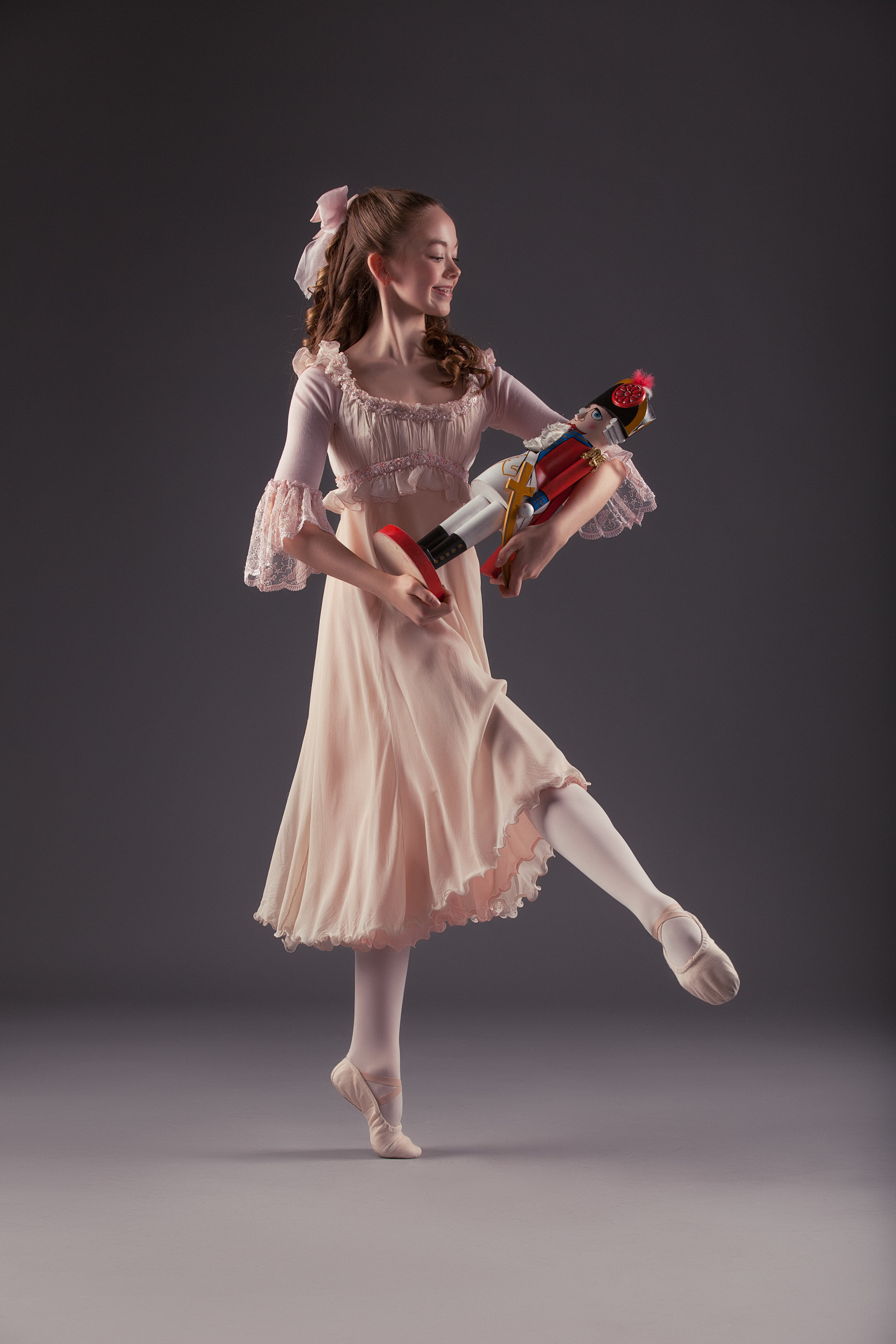 """Open House attendees will get to watch Ballet Arkansas' rehearsal for """"The Nutcracker"""""""