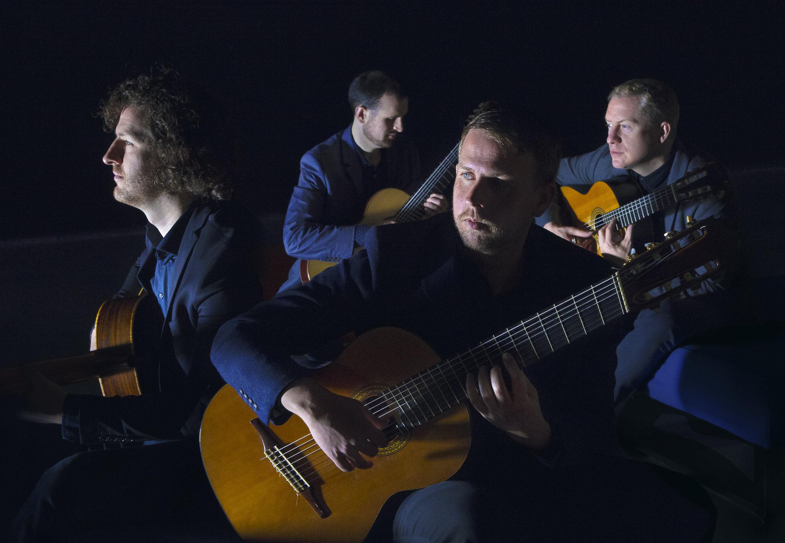 Dublin Guitar Quartet - March 9, 2018