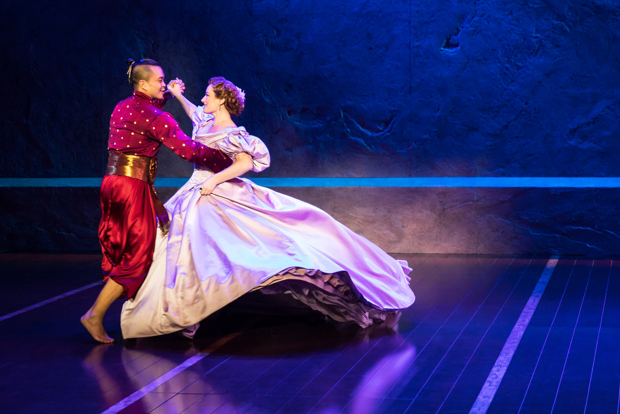 The King and I - October 3-8, 2017