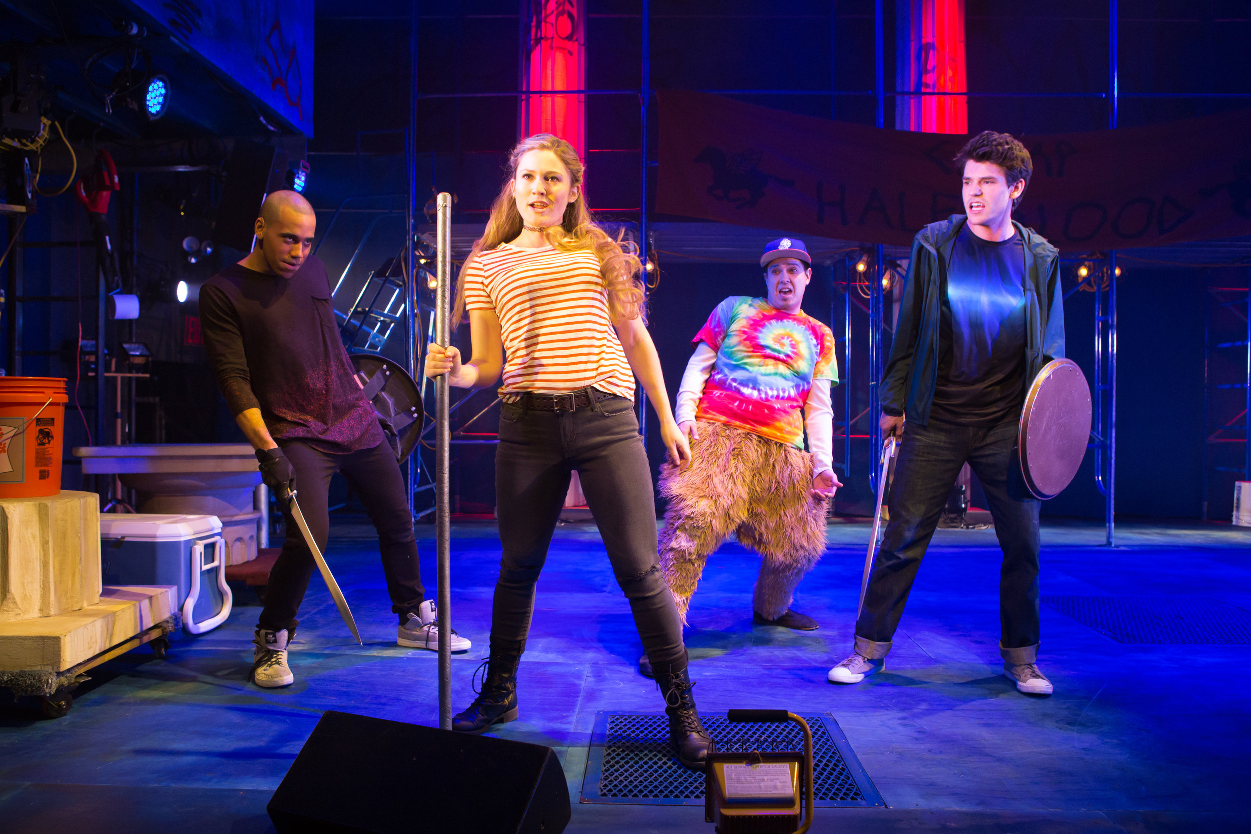 The Cast of The Lightning Thief 5 from the NYC Production. Photo by Jeremy Daniels.jpg