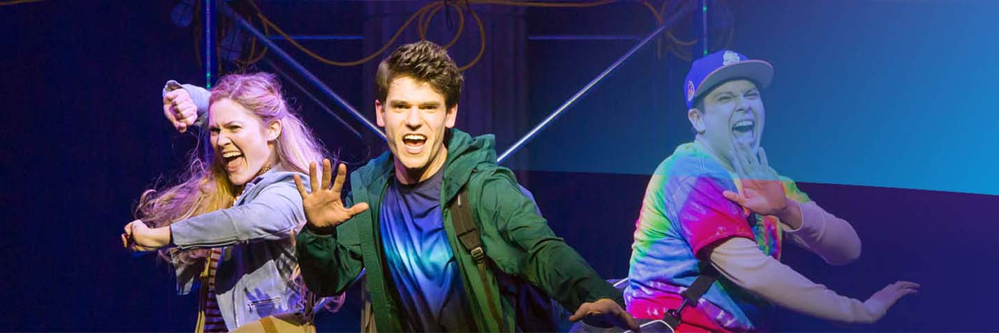 The Lightning Thief: The Percy Jackson Musical    Jan. 4-5, 2019