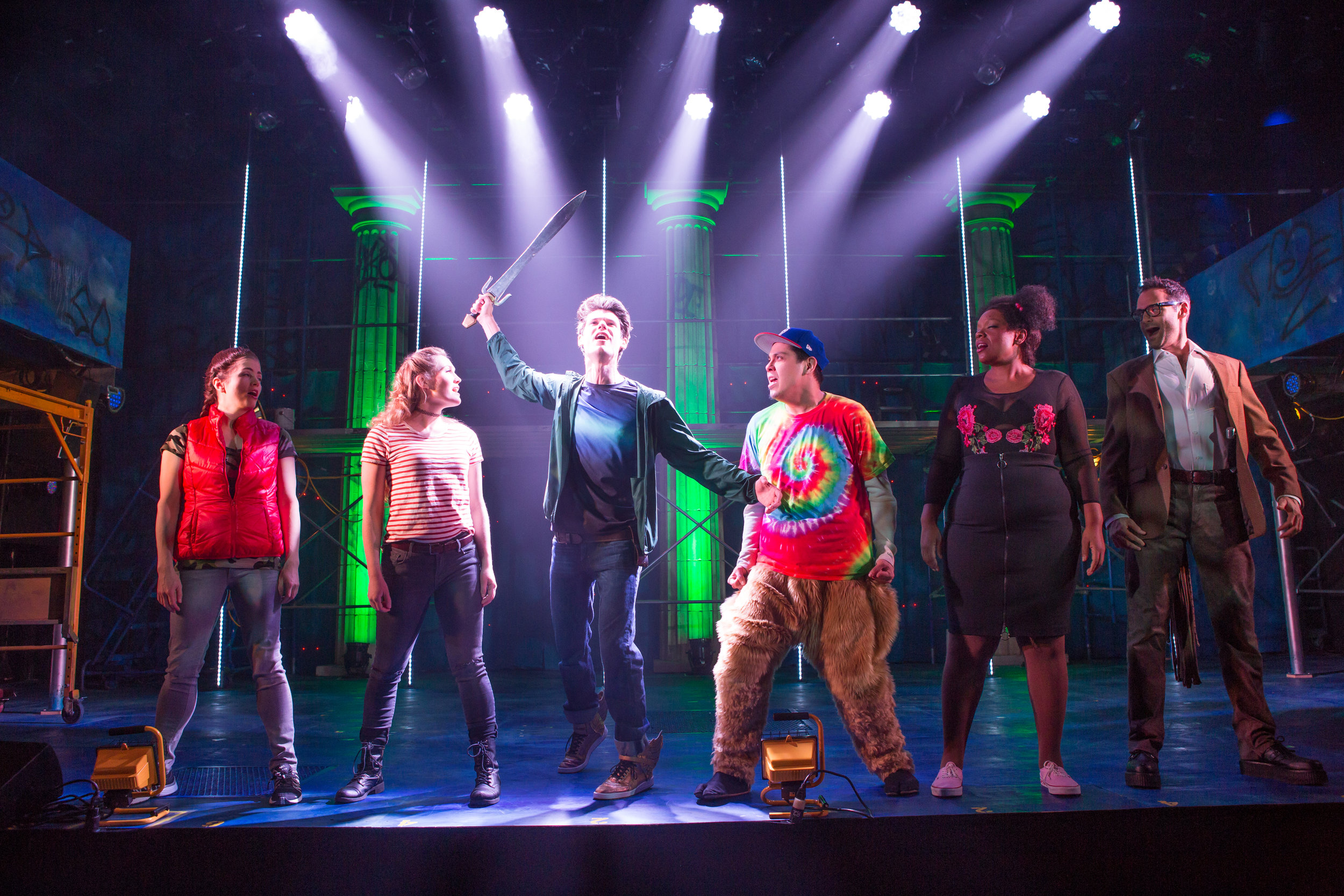 The Cast of The Lightning Thief 4 from the NYC Production. Photo by Jeremy Daniels.jpg