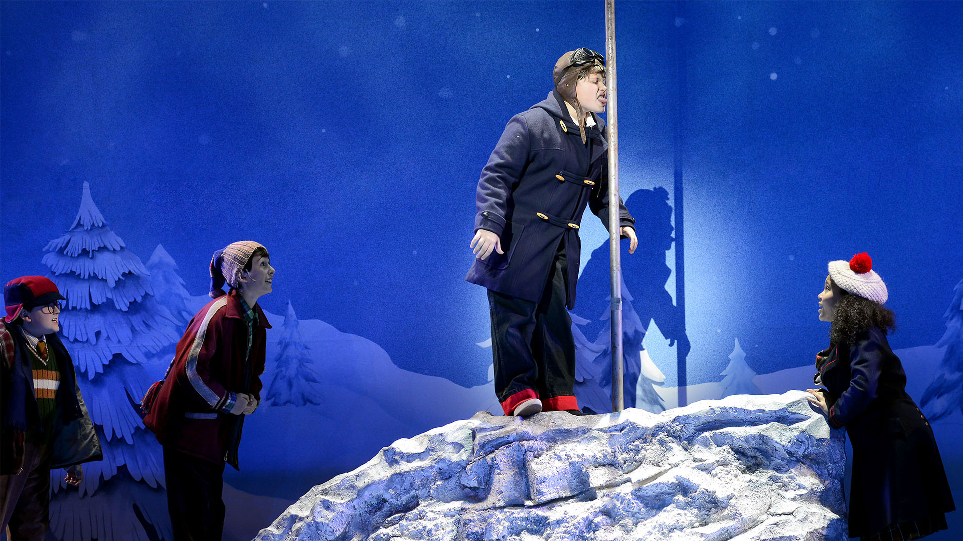 A Christmas Story: The Musical -