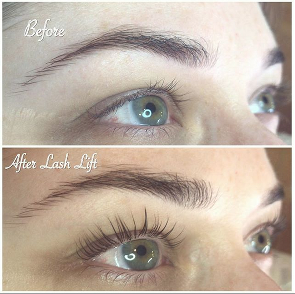 Lash Lift by Nicole Zillitto