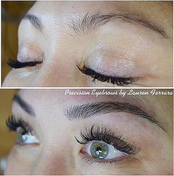 Precision Eyebrows by Lauren Ferrara