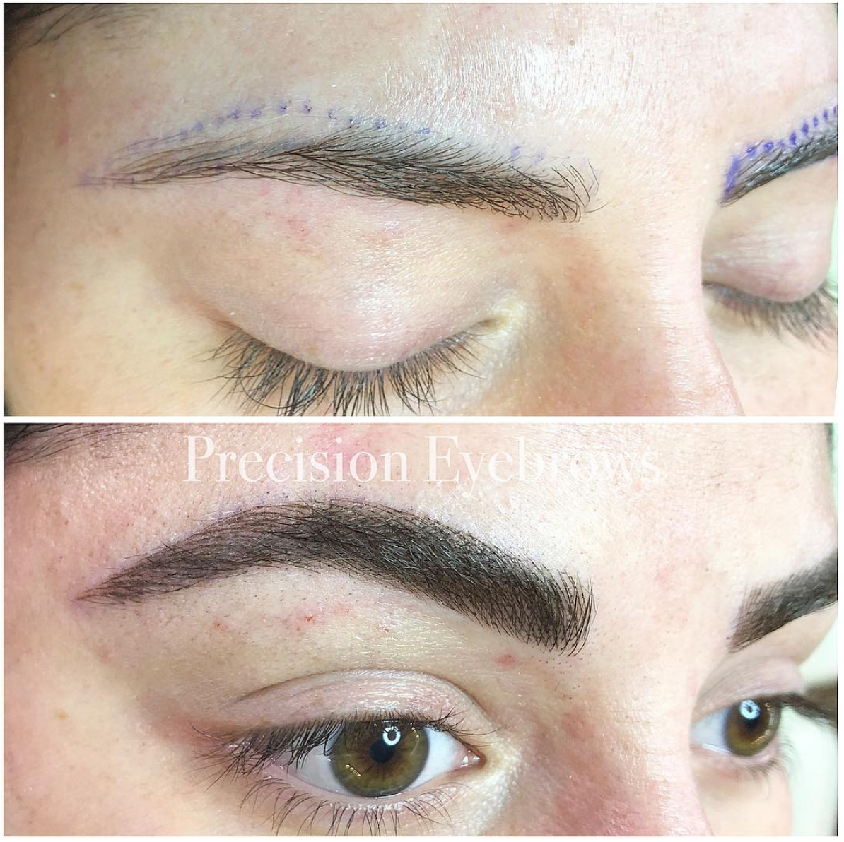Precision Eyebrows FAQs — Precision Spa
