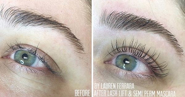 Lash Lift & SPM — Precision Spa