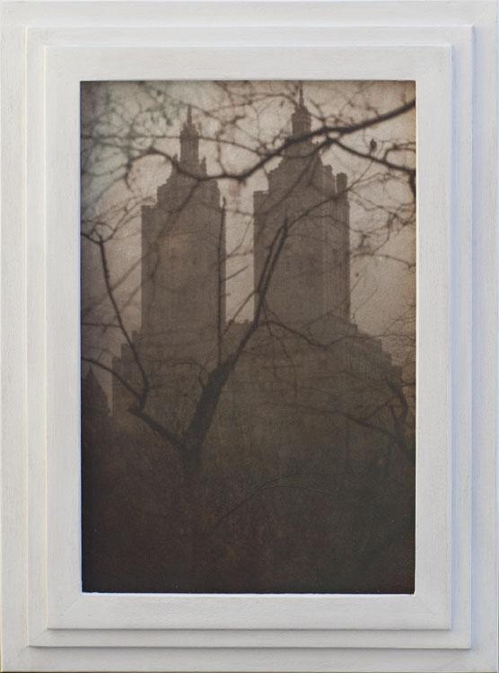 San Remo       Pigment print, artist made frame