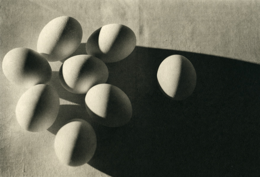 Composition           platinum print