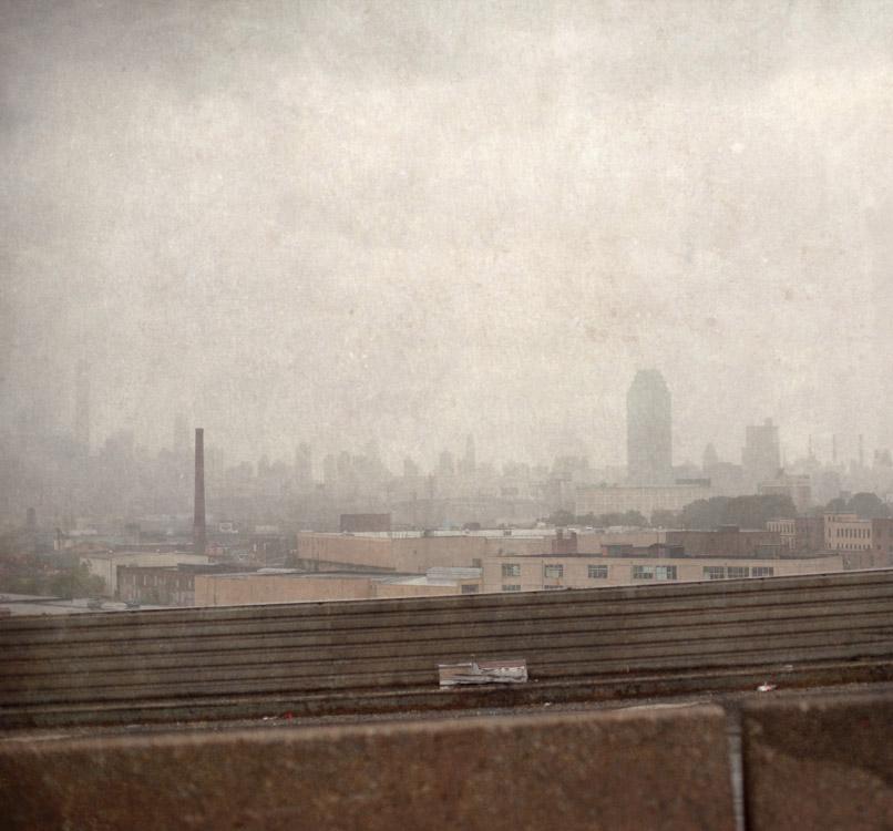 Brooklyn Rain       Pigment print