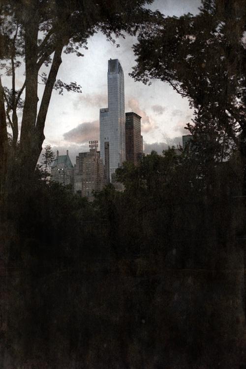 Central Park Twilight       Pigment print