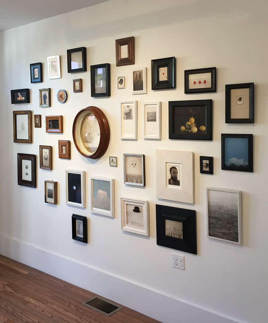 Installation, The Schoolhouse Gallery - Provincetown Massachusetts 2017