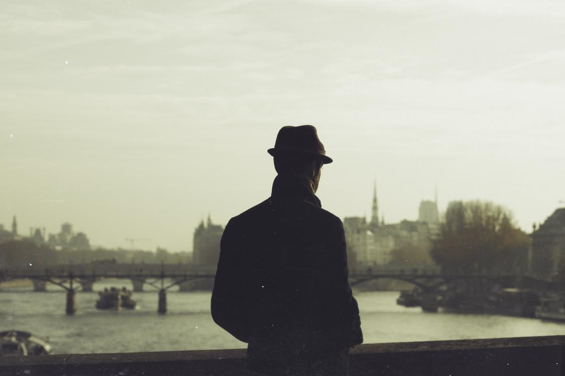Portrait of Matthieu, Paris