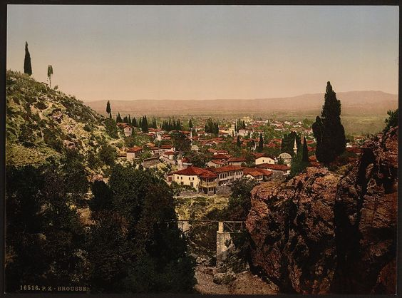 Bursa 1900'ler