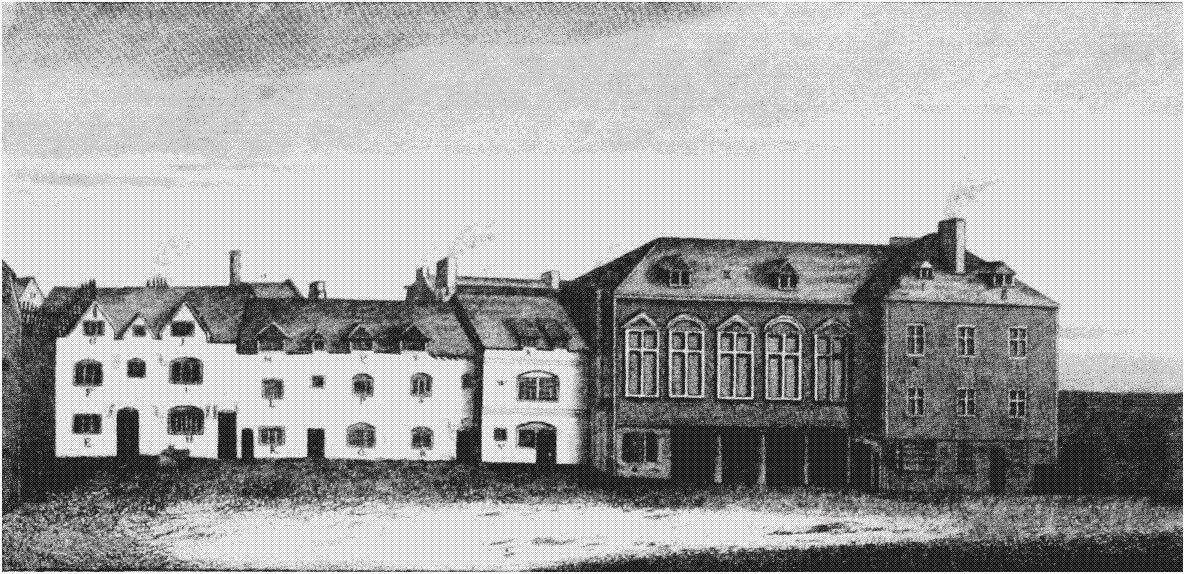 Marshalsea Hapishanesi - 1773
