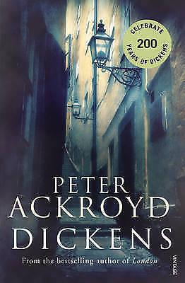 Ackroyd'un Charles Dickens Biyografisi