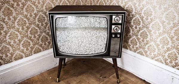 Televizyon statiği...