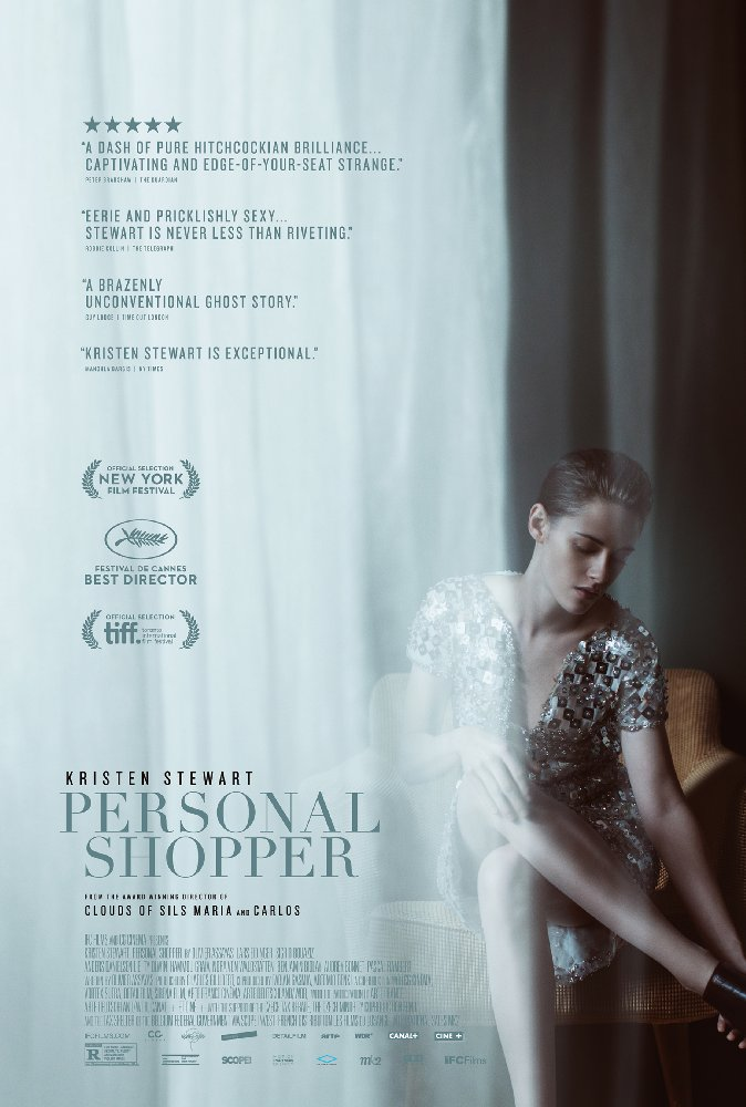 Hayalet Hikayesi - Personal Shopper