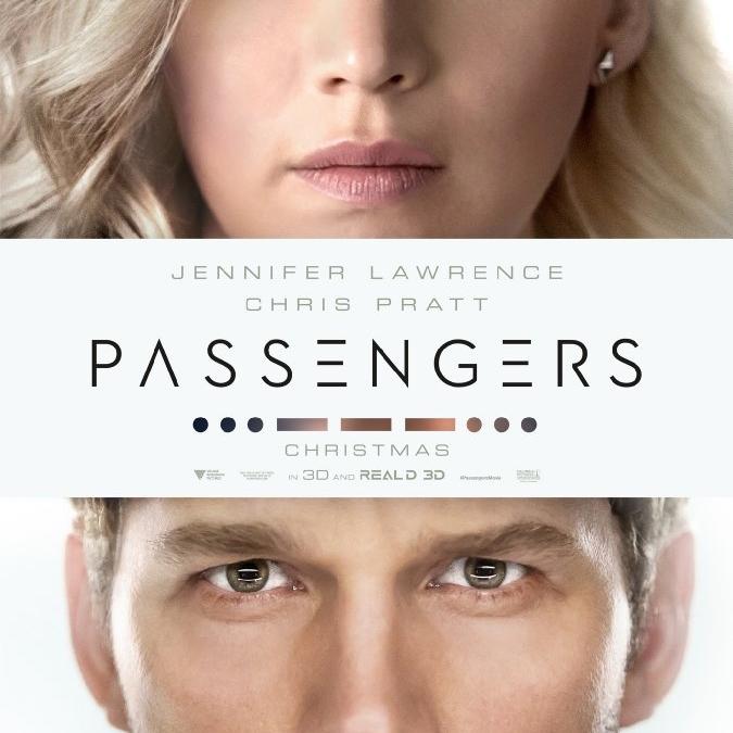 Uzay Yolcuları - Passengers