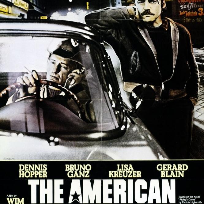 Amerikalı Arkadaş - Der Amerikanische Freund - The American Friend