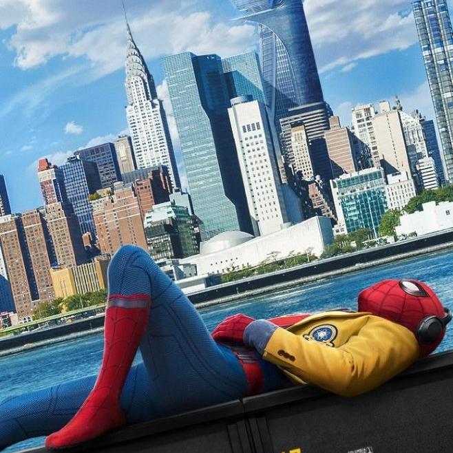 Örümcek-Adam: Eve Dönüş - Spider-Man: Homecoming