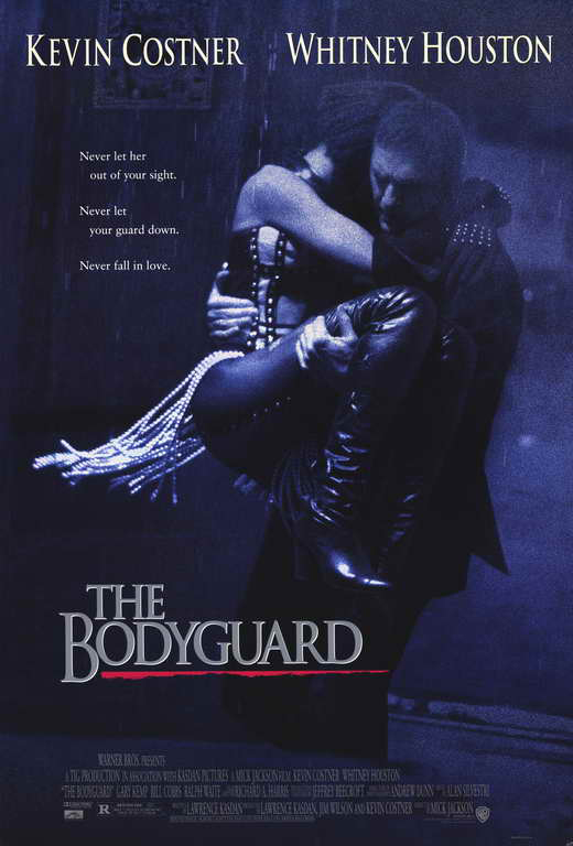 Whitney Houston - Kevin Costner  The Bodyguard (1992)