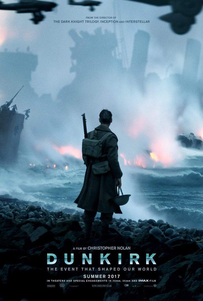 8 – Dunkirk (2017) -