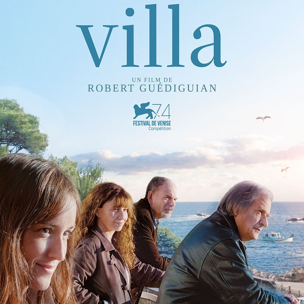 Deniz Kıyısındaki Ev - La Villa - The House by the Sea