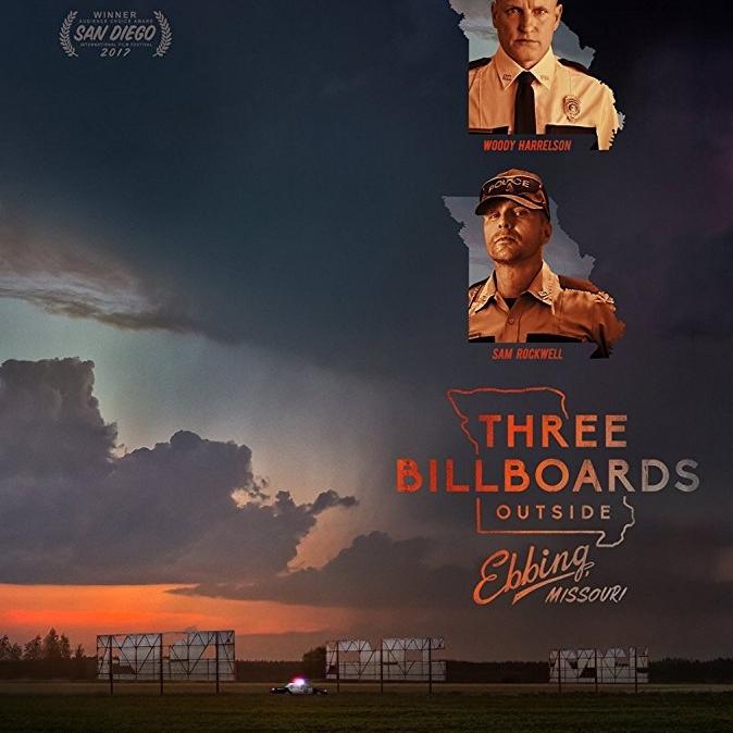 Üç Billboard Ebbing Çıkışı, Missouri – Three Billboards, Outside Ebbing, Missouri