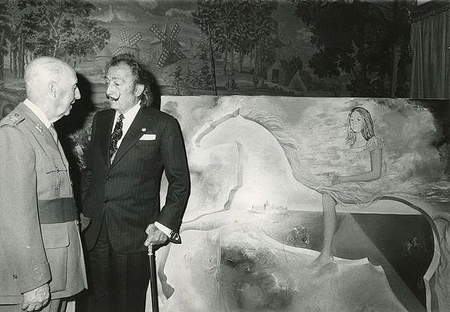 Dali ve Franco