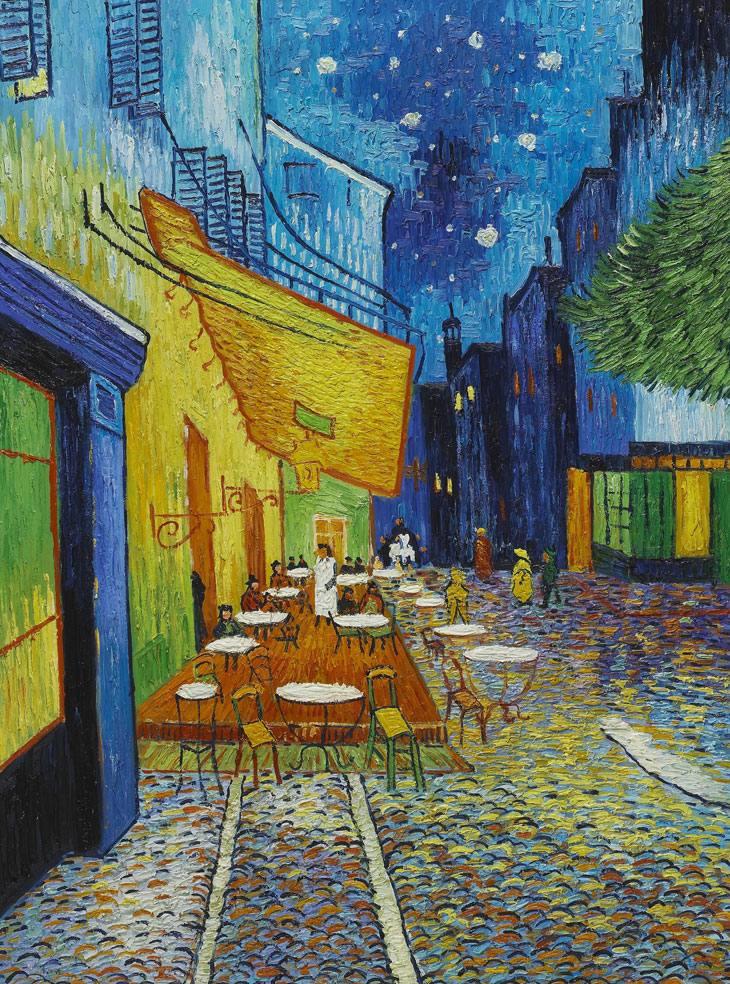Arsel'de Gece Kahvesi  1888