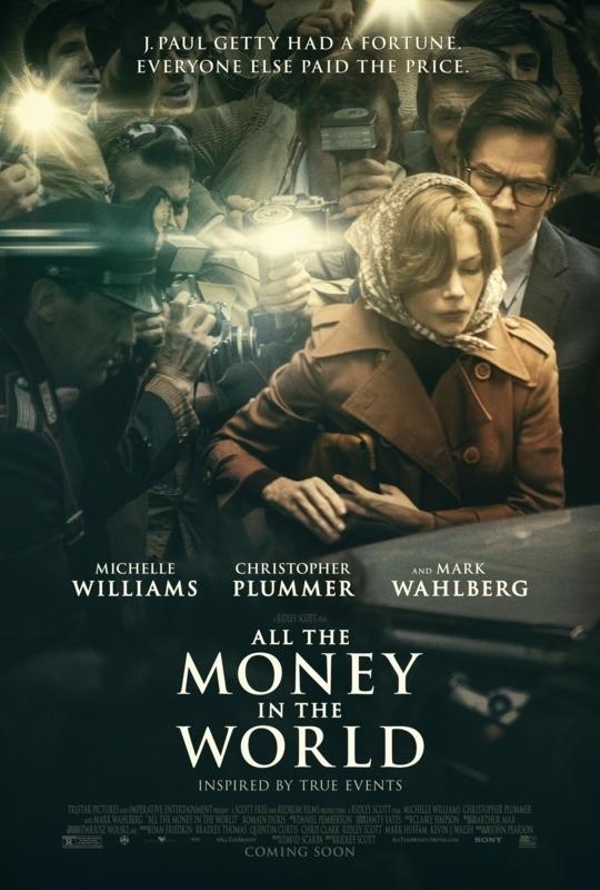 Dünyanın Bütün Parası - All The Money in The World - Christopher Plummer