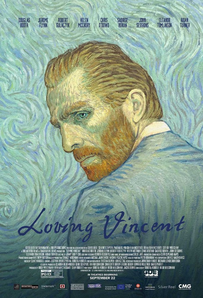 Loving Vincent (2017) - yazısına ulaşmak için buraya tıklayınız.