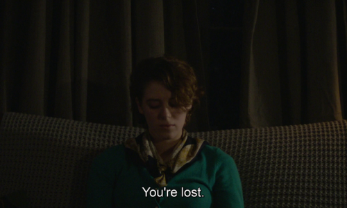 """""""Sıradan değilsin; sen kayıpsın ve hep kayıp olacaksın."""""""