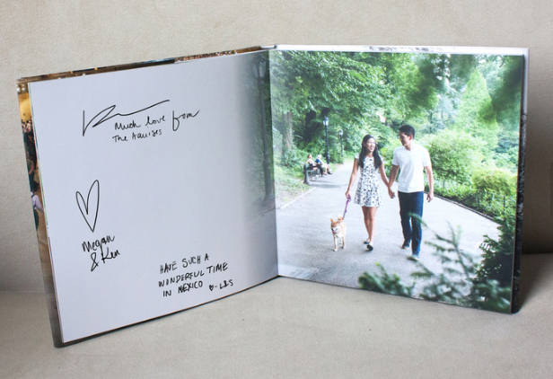 Guest Book/Engagement Albums