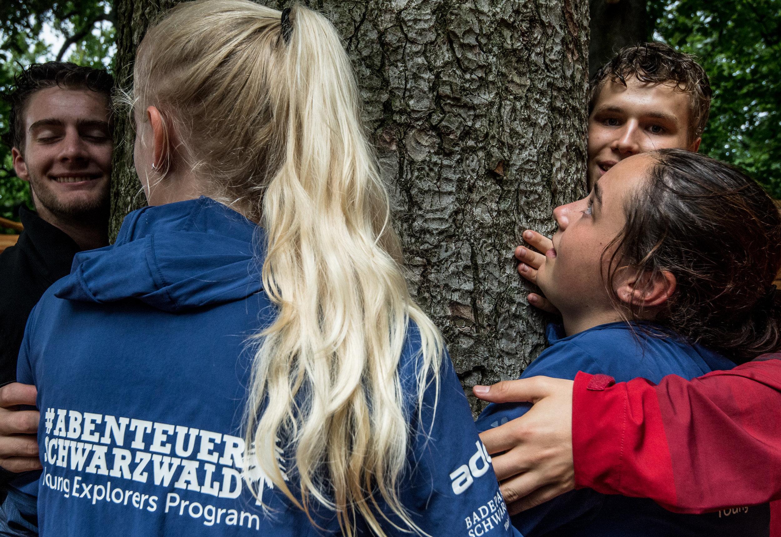 Treehugger!