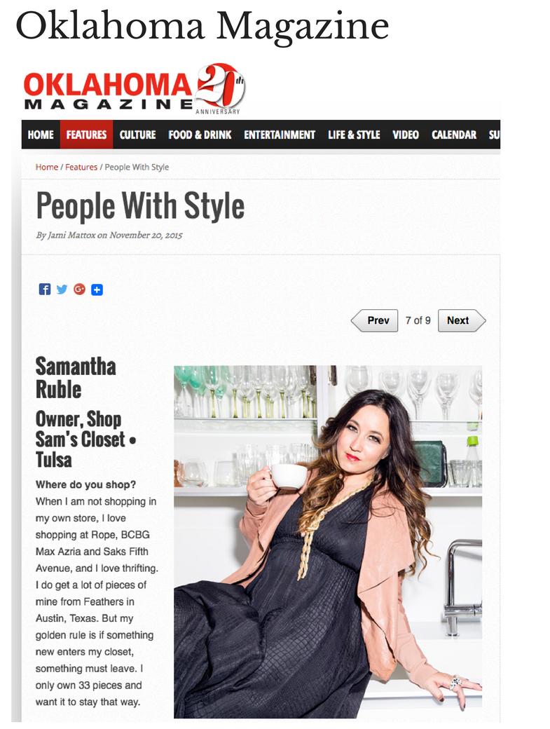 OK Mag Article