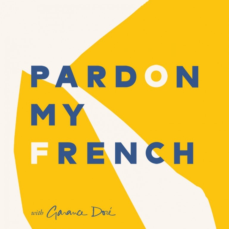 PMF - Pardon My French is a podcast hosted by Garance Doré, founder of the eponymous website, author of the New York Times best-selling book Love Style Life, and CFDA award winning writer, illustrator and photographer. Grounded in her love for fashion, creativity and self-expression, here she shares stories and her point-of-view on everyday subjects with her guests, in a relaxed and open conversation. In everything she does, Garance brings a French eye (and accent), with an unabashed sense of humor and authenticity that has made her known around the world. Garance's readers are her friends, and now her listeners will be too. New episodes released every Monday.