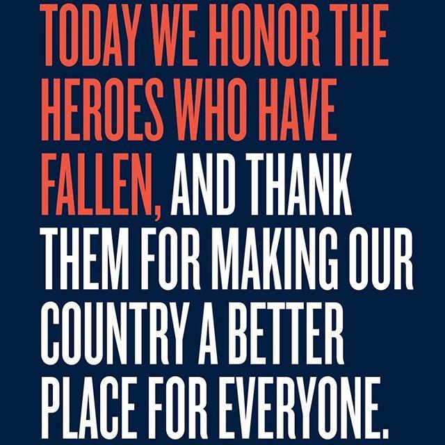 🇺🇸 #thankyou #memorialday
