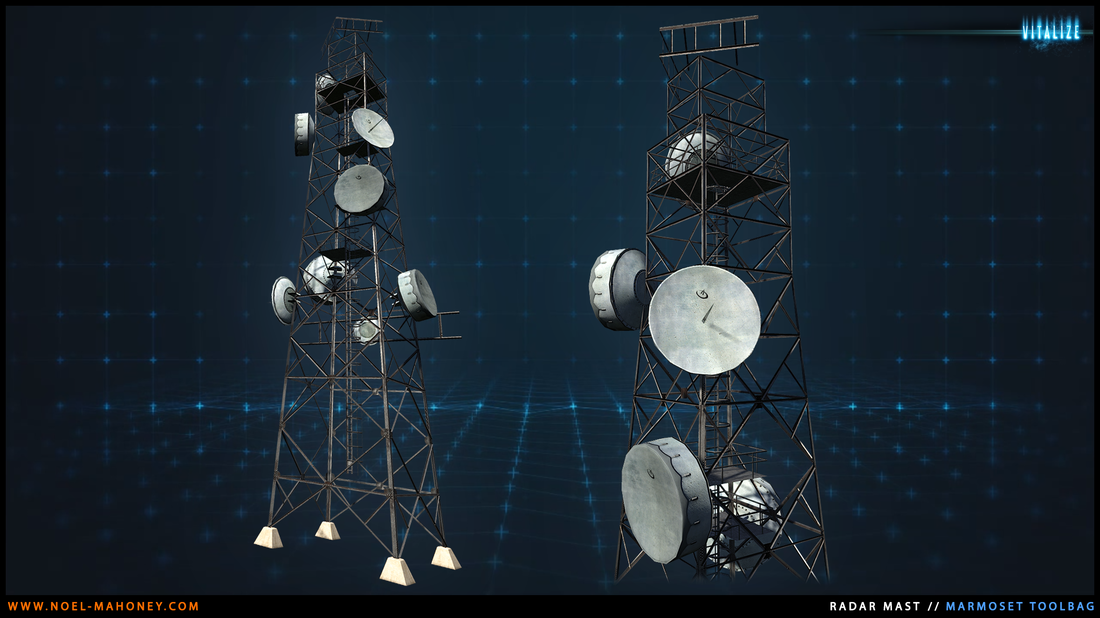 Game Optimised Radio Tower
