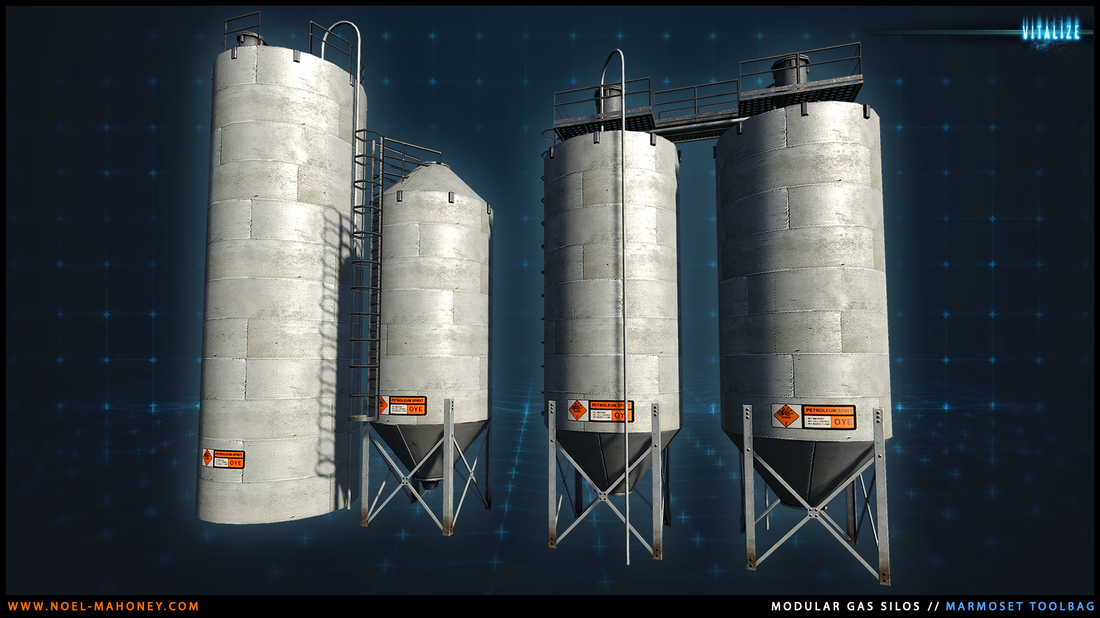 Game Optimised Gas Silo
