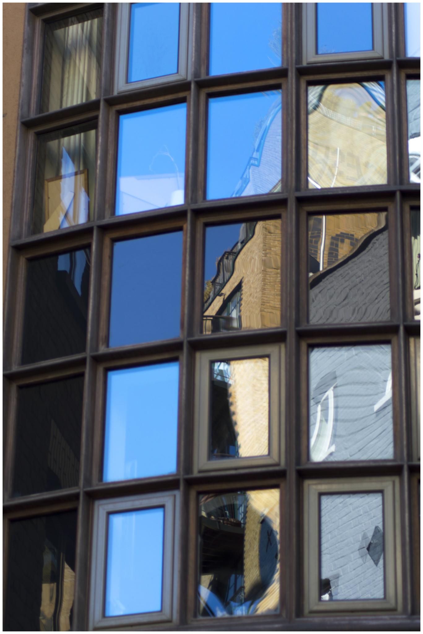 Mosaic Reflections
