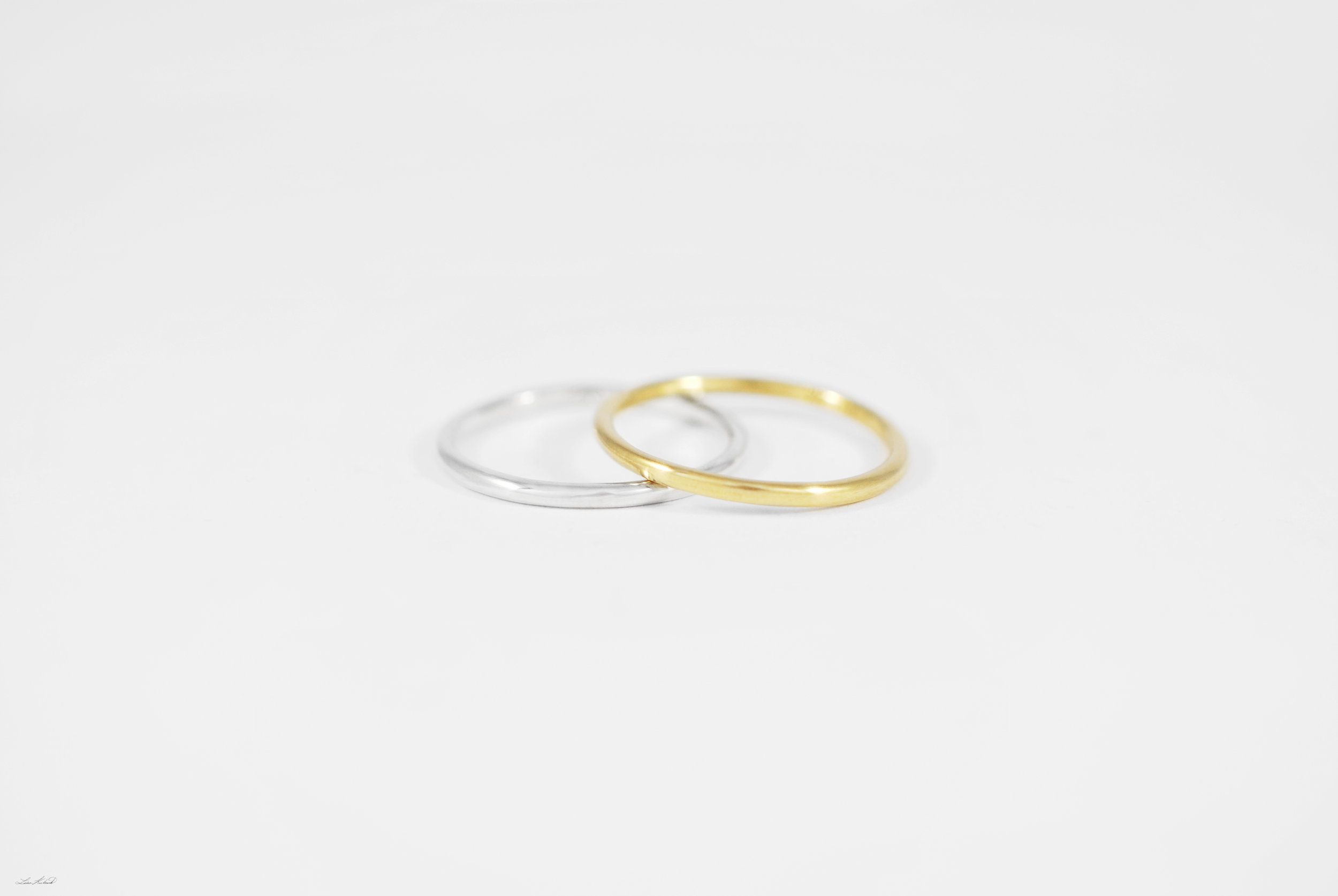 silver & gold round wire rings.jpg