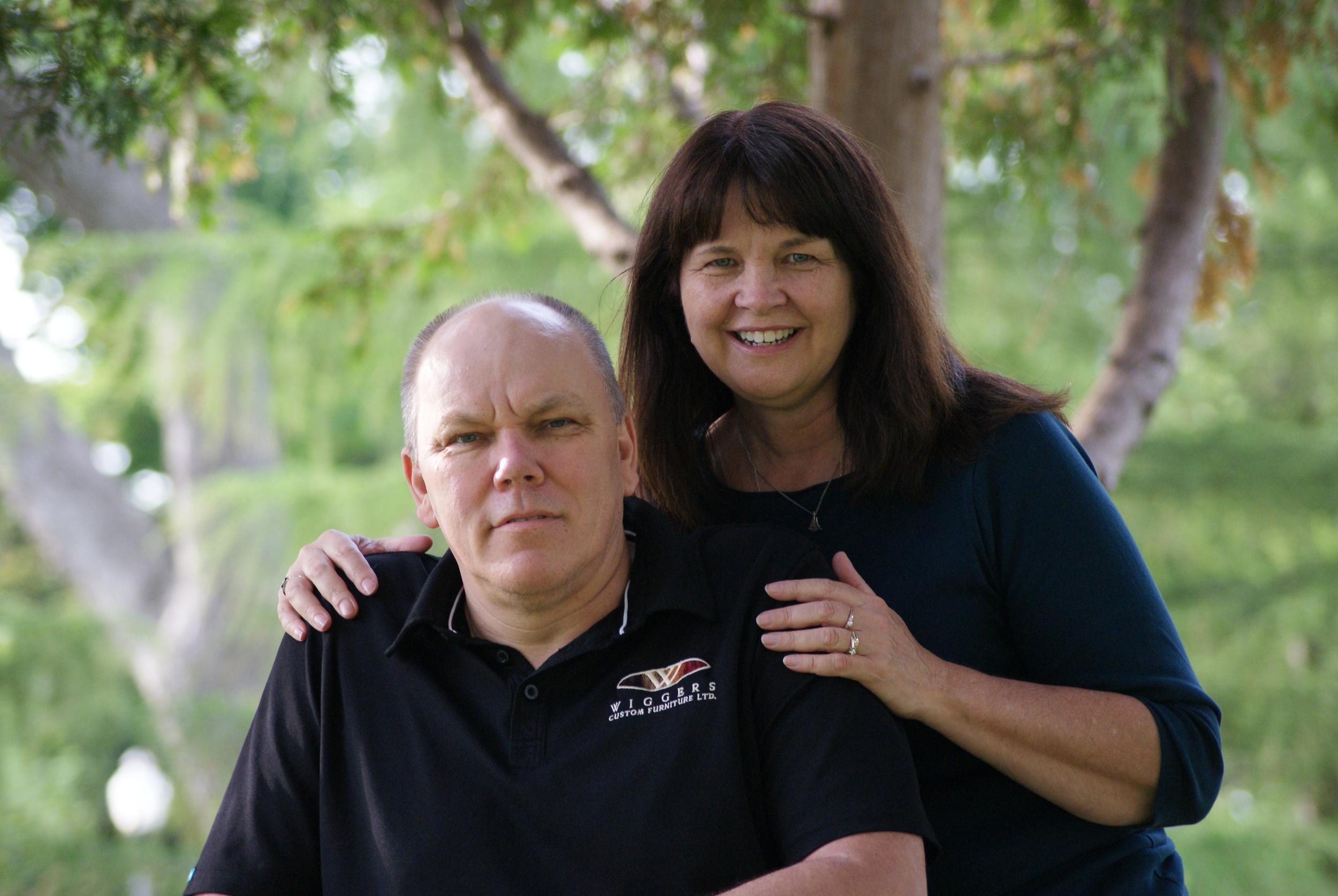 John and Teresa Wiggers